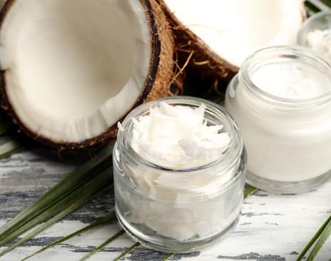 Olej kokosowy na zmarszczki czy krem